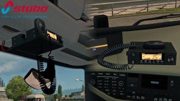 Stabo XM 4060E CB Radio v1.3 ets2