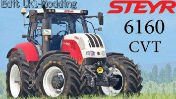 STEYR 6160 CVT V2.0 EDIT UKL-MODDING ls15