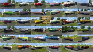 Trailers and Cargo Pack by Jazzycat v6.7 ets2