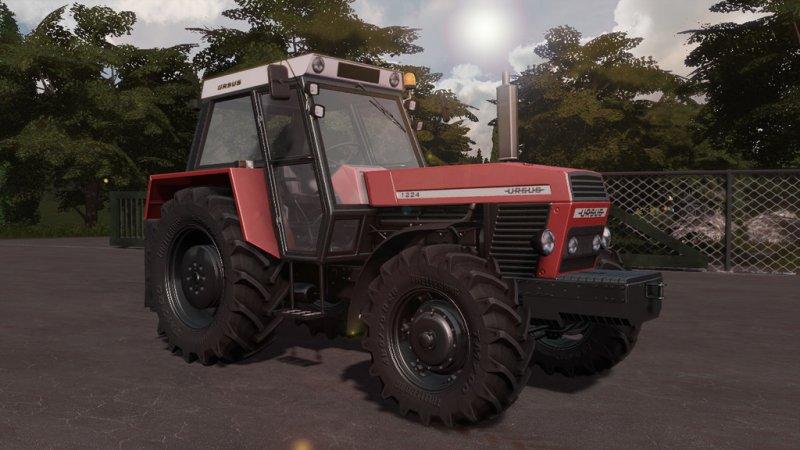 Ursus 1224 V1 2 1 Fs17 Mod Mod For Farming Simulator