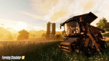 Very first in-game image of Farming Simulator 2019 news