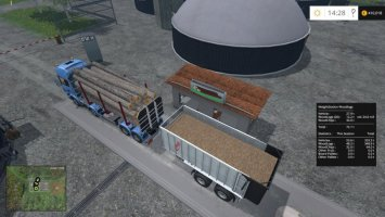 WeightStation For Wood Logs Placeable v1.0 ls15