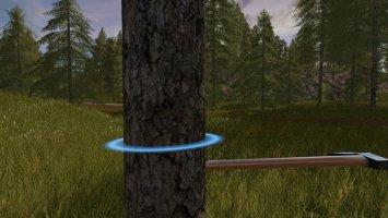 Holz Axt fs17
