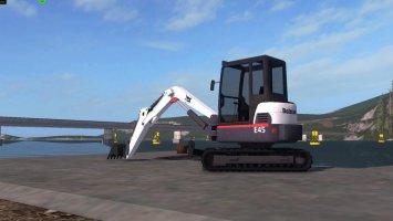 Bobcat Mini Excavator v2.4.7