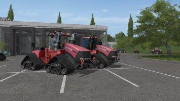 Case IH Tractor Quad Trac Pack fs17