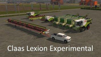Claas Lexion Experimental fs17