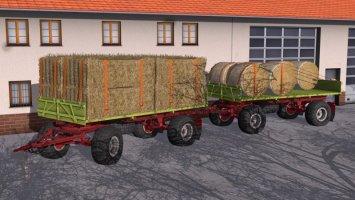 CONOW HW80 Ballenwagen fs17