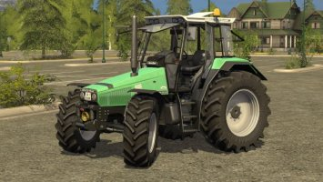 Deutz Agrostar 6.08 - 6.38 DH by FBM Team