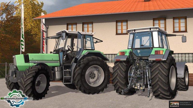 Deutz AgroStar 6.31/6.61 FS17