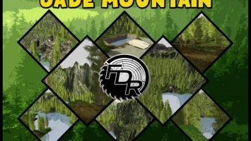 FDR Logging - Jade Mountain Logging Map fs17