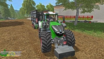Fendt 1050 by Agrar Tech v1.7.0 fs17