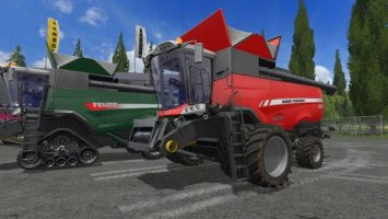 Fendt and Massey combine pack fs17