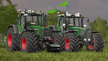 Fendt Favorit 800 Series V4.0 Final Full fs17