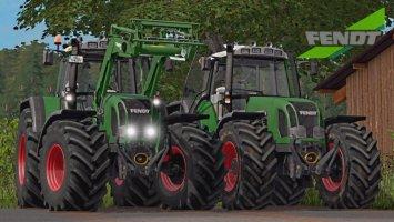 Fendt Favorit 900 Vario TMS Series V3 Full