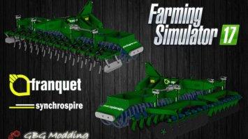 Franquet Synchrospire fs17