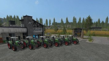 FS17 Fendt Vario Pack 1.6.0.0
