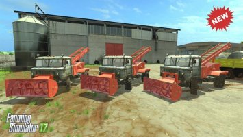 GAZ-66 Universal loader UP-66 v1.6 FS17