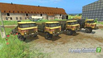 GAZ-66 v1.6.2