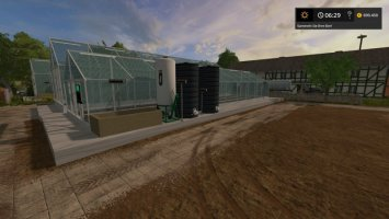 Greenhouses placeable Tomatos and Cocumber (Update) + Paprika fs17