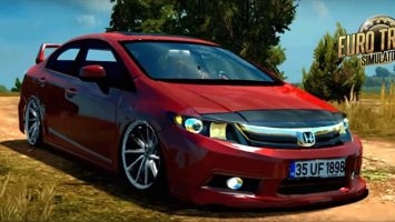 Honda Civic FB7 ets2