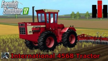 INTERNATIONAL 4568 + 15 other fs17
