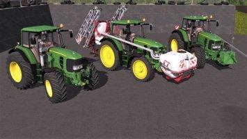 John Deere 7x30 Premium fs17