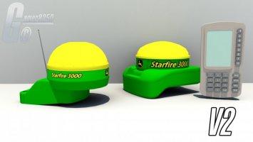 John Deere Starfire Pack V2