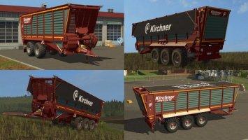 Kirchner KTW Pack by Kalijostro DH fs17