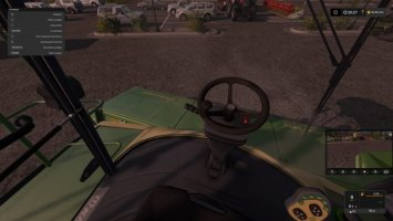 Krone Big X Series with PF Cam v1.1 FS17