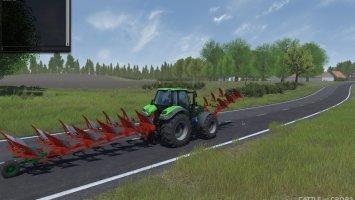 Kverneland ploughs v1.4 cnc