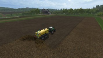 Liquid Manure Texture Fix fs17