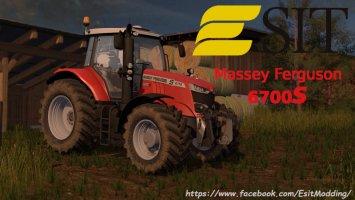 Massey Ferguson 6700S fs17
