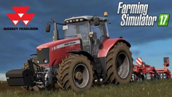Massey Fergusson 7400 Series Pack fs17