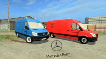 Mercedes-Benz Sprinter 318-418 fs17