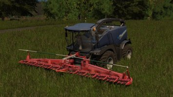 New Holland FR850 BLUE POWER fs17