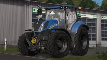 New Holland T6-140/160 4B V1.1.0.0 fs17