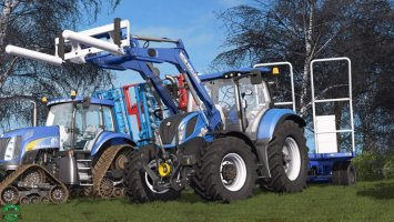 New Holland T6-140/160 4B V1.1.2.0 MR fs17