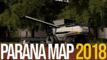 PARANA MAP 2018 v1.0 BETA fs17