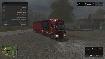 Scania R720 V8 fs17