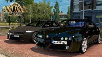 Alfa Romeo 159 New Model V5 ets2