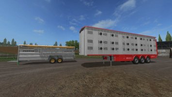 Animal Trailer pack v1.0.0.1 fs17
