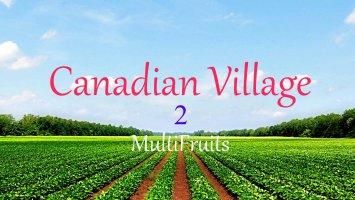 Canadian Village Map v2.0