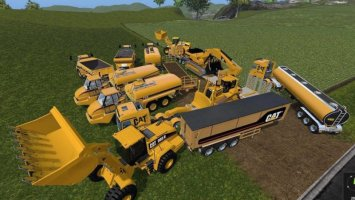 CAT PACK UPDATE v2.0 fs17