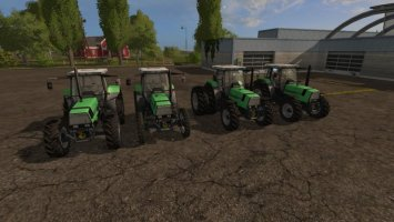 Deutz AgroStar HD v2.1 fs17