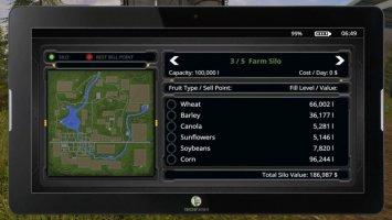 FarmingTablet - App: StorageOverview v1.2 fs17