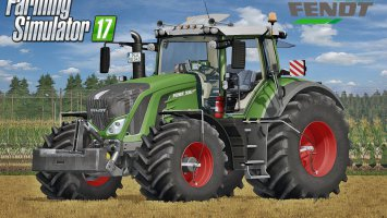 Fendt 900 Vario S4 Full Pack FS17