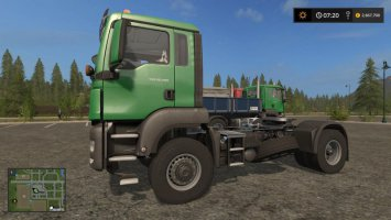 MAN AgroTruck Pack DH