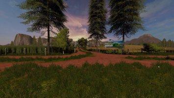 Map Fazenda Makinata