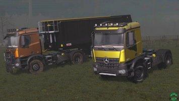 Mercedes Arocs Agrar V1.2.0.0