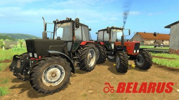 MTZ 82.1 Belarus Red New fs17